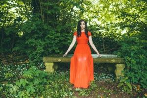 Marian Rose as The Banshee