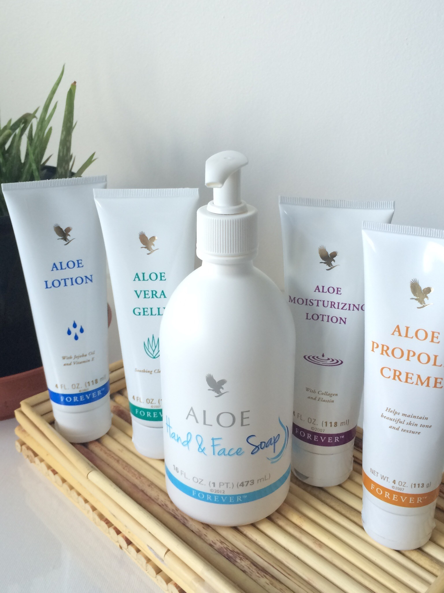 Forever Living Aloe Products Review